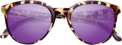 Sunski Makani Sunglasses - One Size - Tortoise / Purple