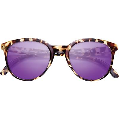 Sunski Makani Sunglasses - Tortoise / Purple