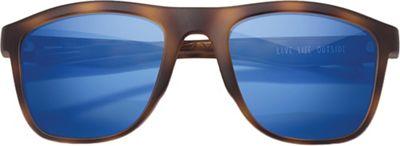 Sunski Navarro Sunglasses - One Size - Tortoise / Blue