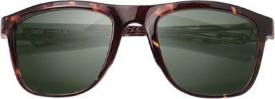 Sunski Navarro Sunglasses - One Size - Tortoise / Forest
