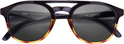 Sunski Olema Sunglasses - One Size - Black / Tortoise / Slate
