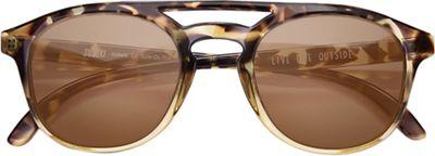 Sunski Olema Sunglasses - One Size - Tortoise / Amber