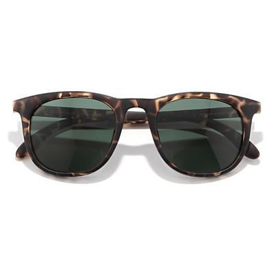 Sunski Seacliff Sunglasses - Tortoise / Forest