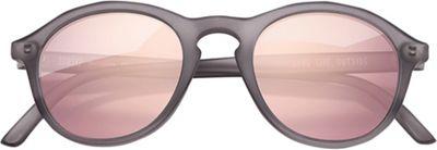 Sunski Singlefin Sunglasses - One Size - Grey / Rose