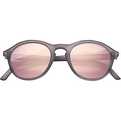 Sunski Singlefin Sunglasses - Grey / Rose