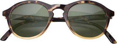 Sunski Singlefin Sunglasses - One Size - Tortoise / Fade / Forest