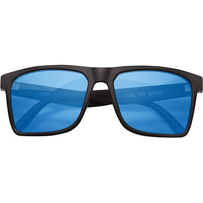 Sunski Taraval Sunglasses - Black / Aqua