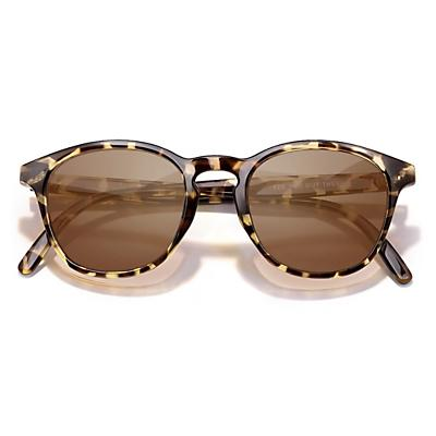 Sunski Yuba Sunglasses - Tortoise / Amber