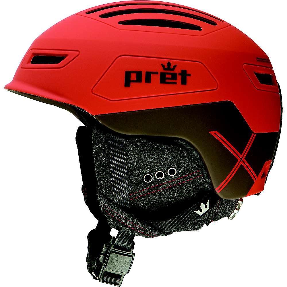 Pret Men's Cirque X Snow Helmet