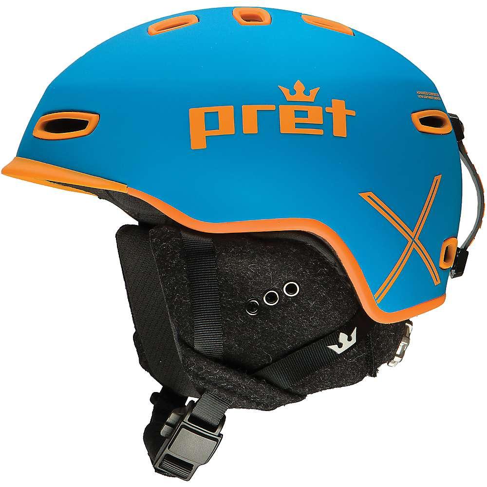 Pret Kids' Ripper X Snow Helmet