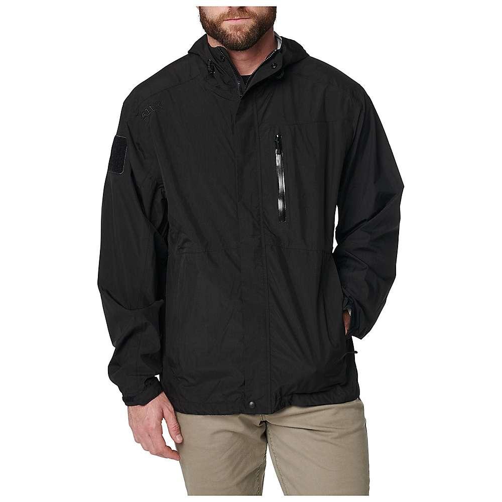 5.11 Men's Aurora Shell Jacket - Large - Black thumbnail