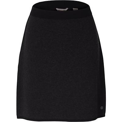 Royal Robbins Womens All Season Merino II Skirt - Jet Black