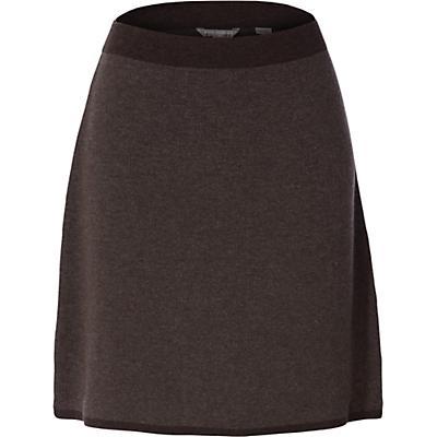 Royal Robbins Womens All Season Merino II Skirt - Turkish Coffee
