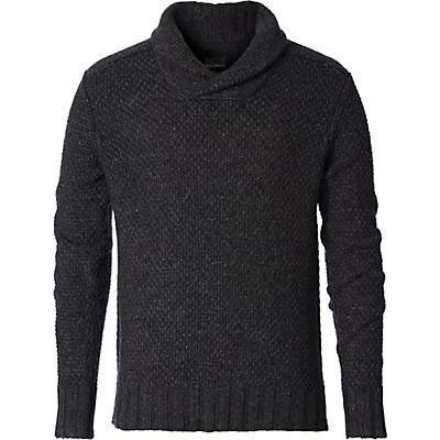 Royal Robbins Mens Banff Sweater - Asphalt