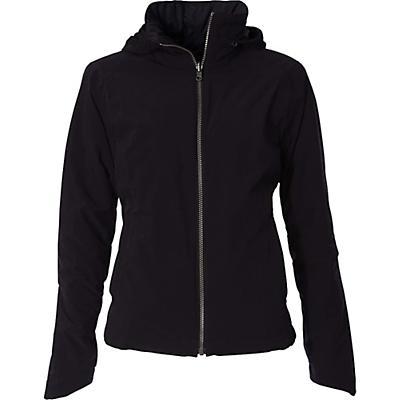 Royal Robbins Womens Borealis Reversible Jacket - Jet Black