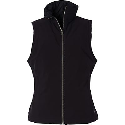 Royal Robbins Womens Borealis Reversible Vest - Jet Black