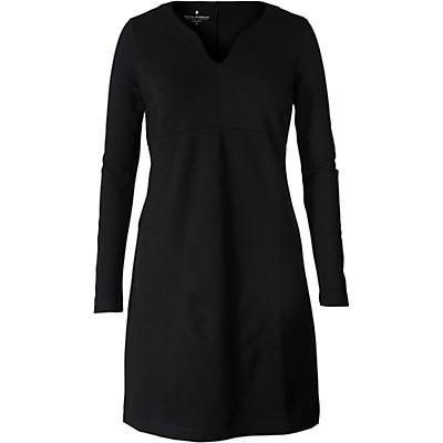 Royal Robbins Womens Geneva Ponte Dress - Jet Black