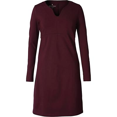 Royal Robbins Womens Geneva Ponte Dress - Malbec