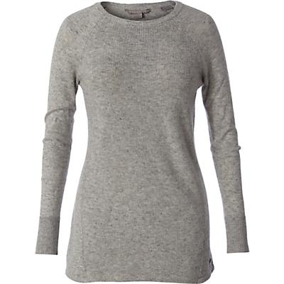 Royal Robbins Womens Highlands Pullover - Sand Dollar Heather