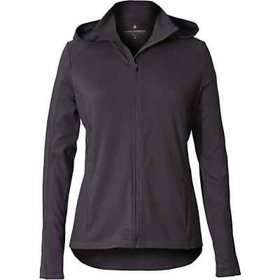 Royal Robbins Womens Jammer Knit II Jacket - Asphalt