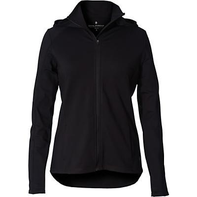 Royal Robbins Womens Jammer Knit II Jacket - Jet Black