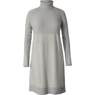 Royal Robbins Womens Lassen Merino Dress - LT Pelican