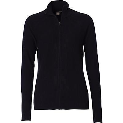 Royal Robbins Womens Lassen Merino Jacket - Jet Black