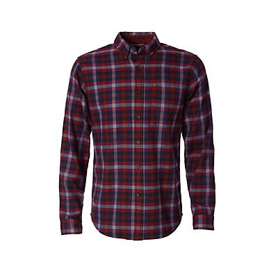 Royal Robbins Mens Lieback Flannel LS Shirt - Cedar