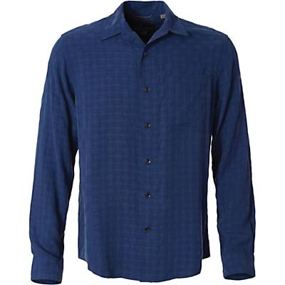 Royal Robbins Mens San Juan Day LS Shirt - Twilight Blue