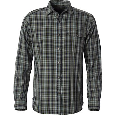 Royal Robbins Mens Sonora Plaid LS Shirt - Inland
