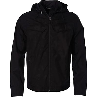 Royal Robbins Mens Ultimate Travel Jacket - Jet Black
