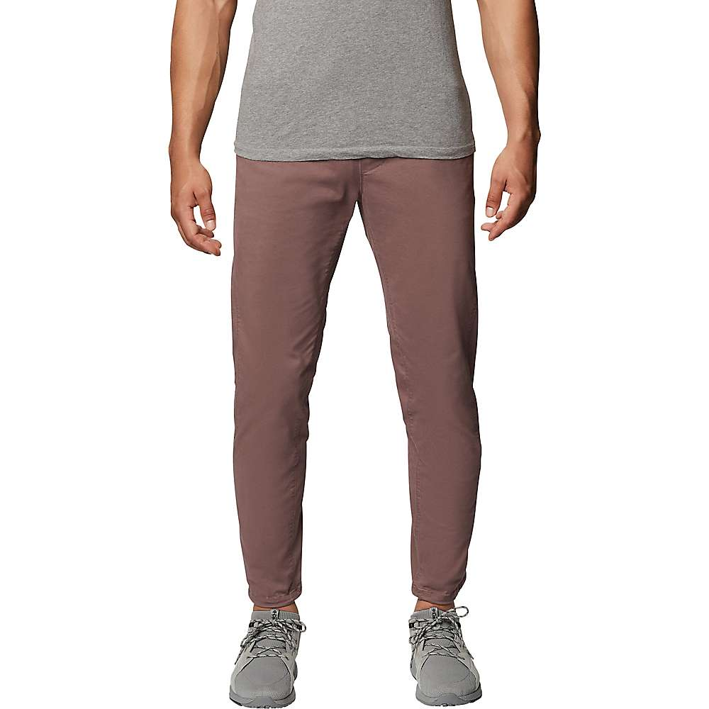 Top Mountain Hardwear Mens Cederberg Pull On Pant - Large Regular - Warm Ash