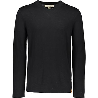 Obermeyer Mason V-Neck Sweater - Black - Men