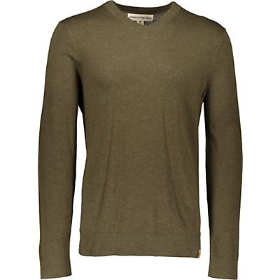 Obermeyer Mason V-Neck Sweater - Military Time - Men