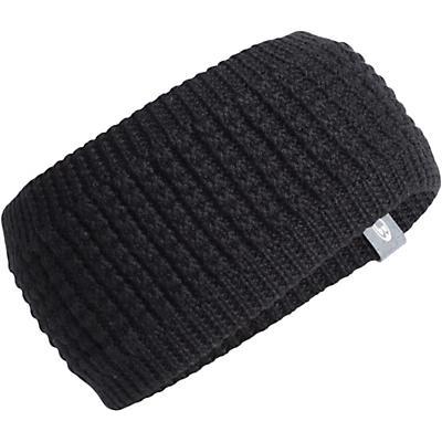 Icebreaker Affinity Headband - Black