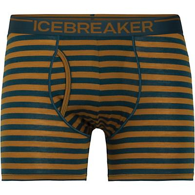 Icebreaker Anatomica Boxers with Fly - Nightfall - Men