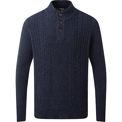 Sherpa Somphe Pullover - Rathee Blue - Men