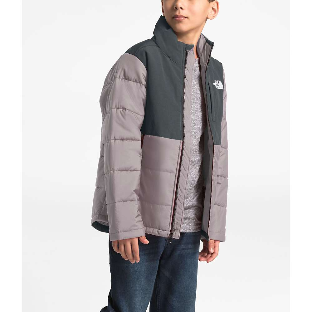 The North Face Youth Balanced Rock Insulated Jacket - XXS - Ashen Purple