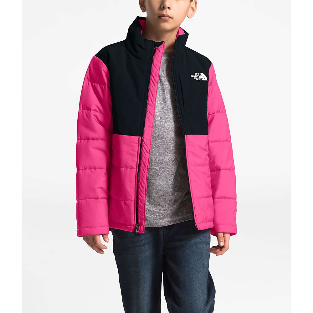 The North Face Youth Balanced Rock Insulated Jacket - Large - Mr. Pink