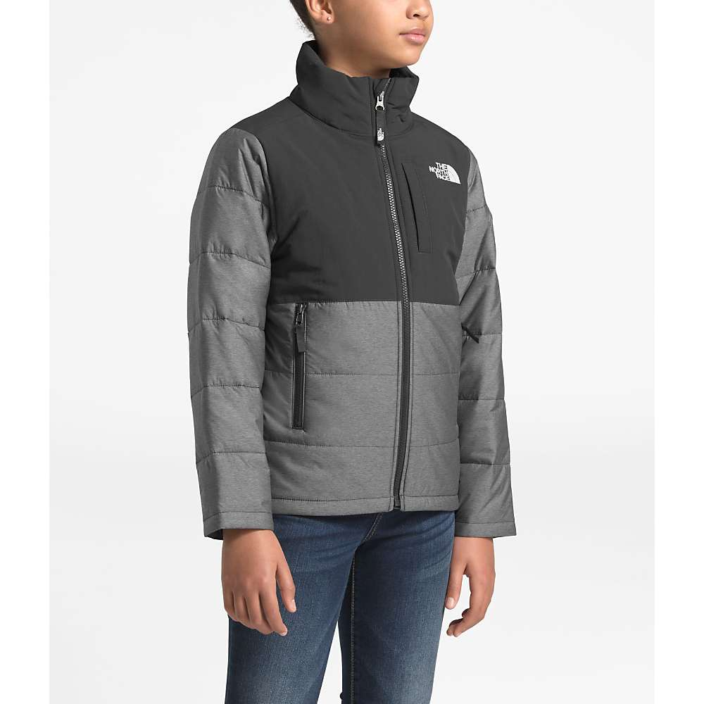 The North Face Youth Balanced Rock Insulated Jacket - Large - TNF Medium Grey Heather