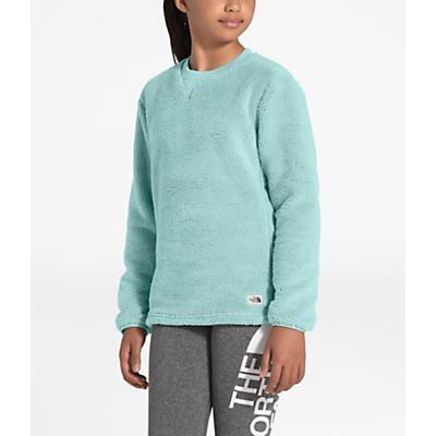 The North Face Youth Campshire Crew Top - Windmill Blue