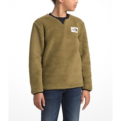 The North Face Youth Campshire Crew Top - British Khaki
