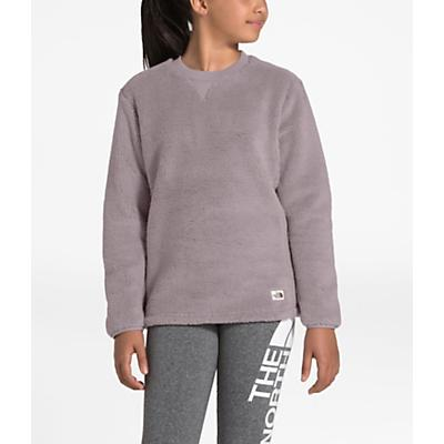 The North Face Youth Campshire Crew Top - Ashen Purple