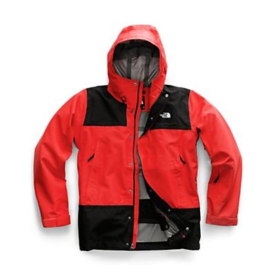 The North Face DRT Jacket - Fiery Red / TNF Black