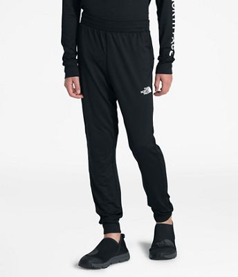 The North Face Youth Poly Warm Pant - Small - TNF Black