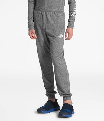 The North Face Youth Poly Warm Pant - Small - TNF Medium Grey Heather