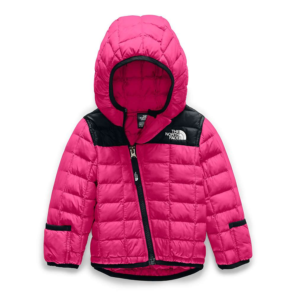 The North Face Infant ThermoBall Eco Hoodie - 3M - Mr. Pink