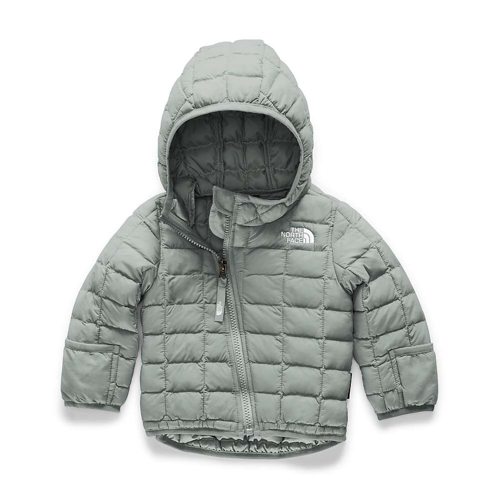The North Face Infant ThermoBall Eco Hoodie - 3M - Meld Grey