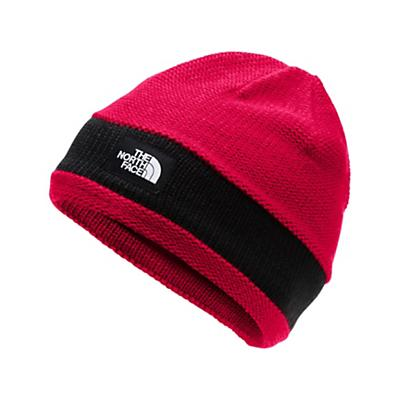 The North Face Youth Logo Stripe Beanie