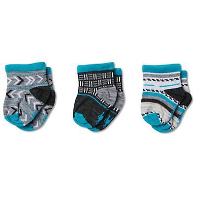Smartwool Baby Bootie Batch Sock - Black
